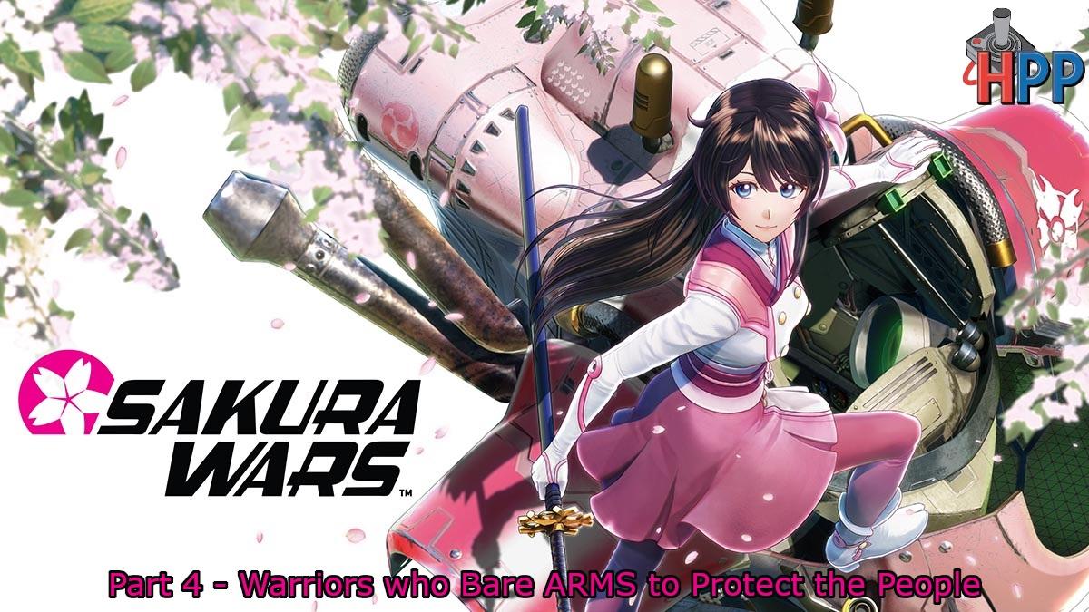 Sakura Wars | Part 4 - Featured Image