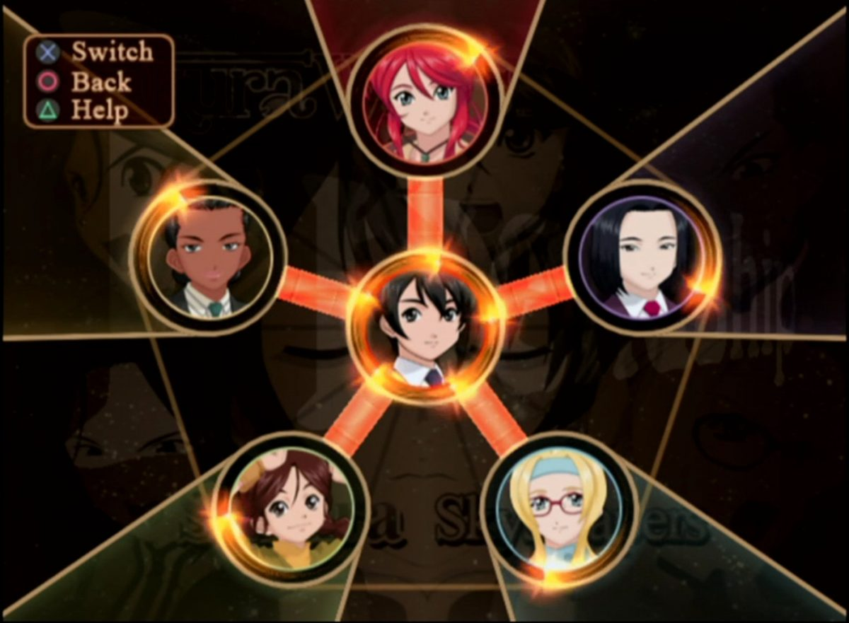 Sakura Wars | Bonds