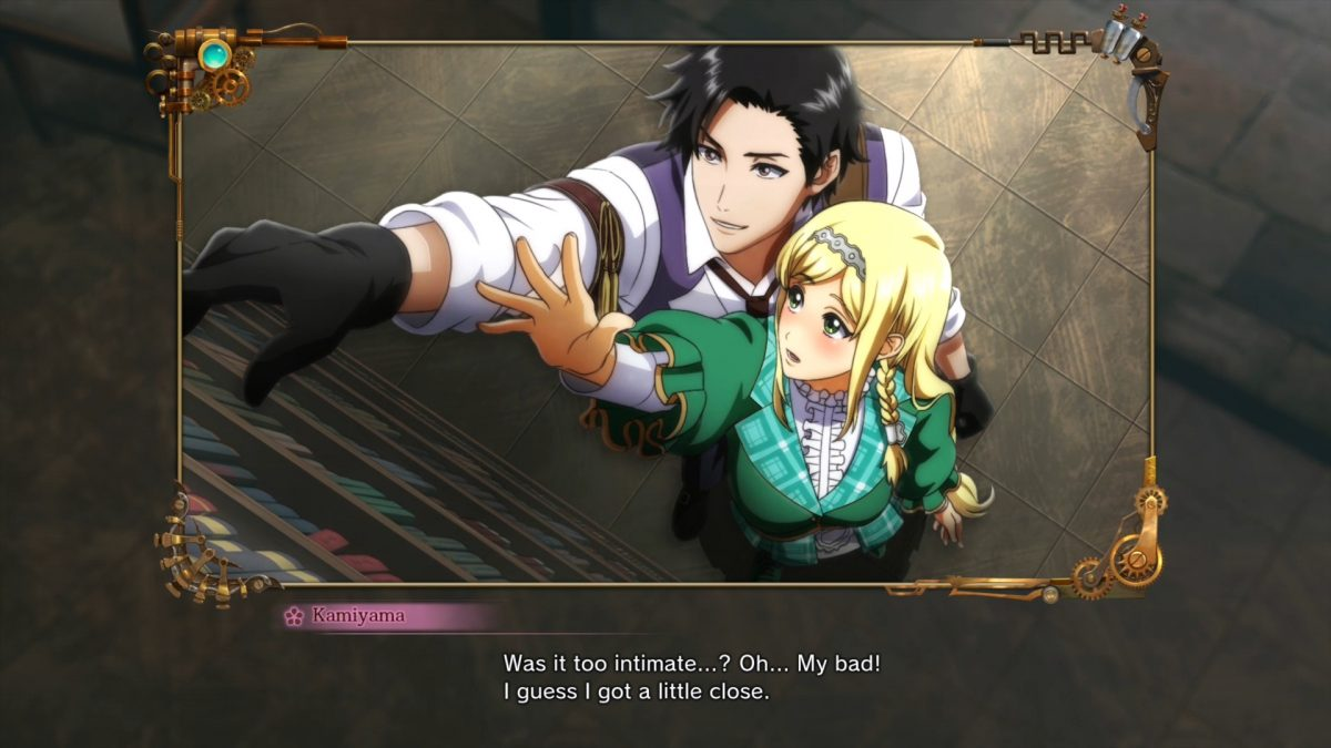 Sakura Wars | Nope, this is perfect