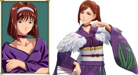 Sakura Wars | Sumire