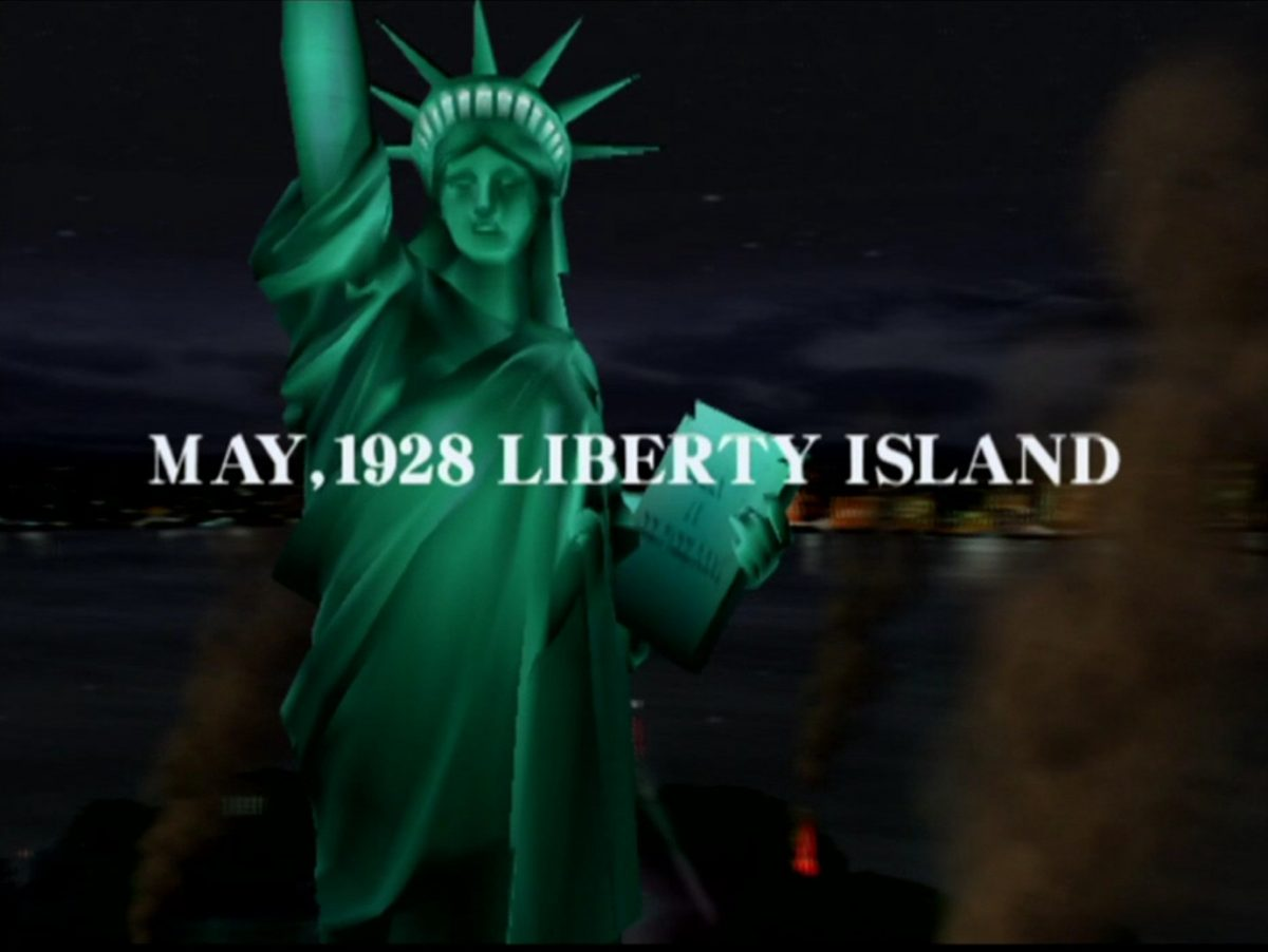 Sakura Wars | The Battle of Liberty Island