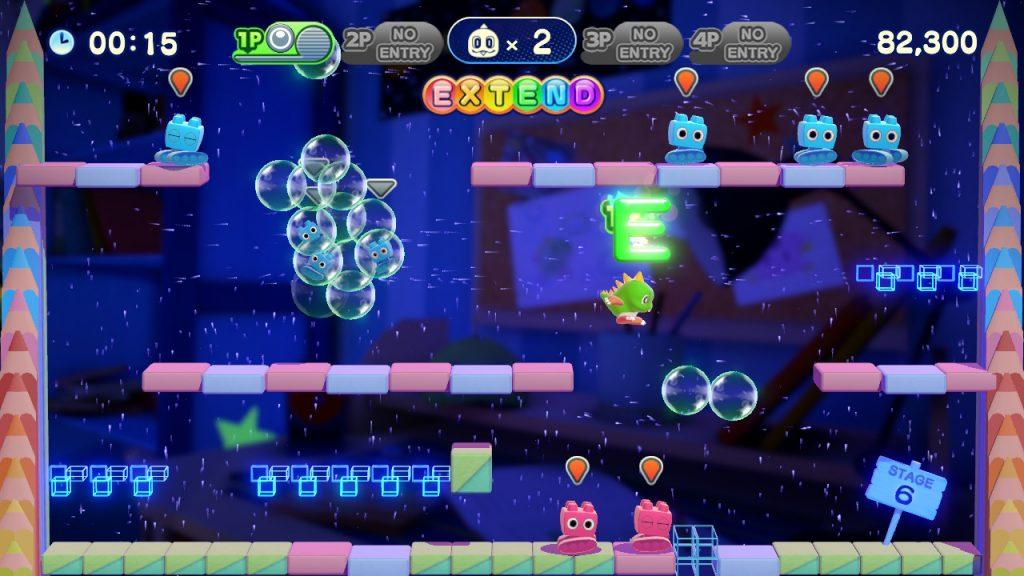 Bubble Bobble 4 Friends Review, Switch