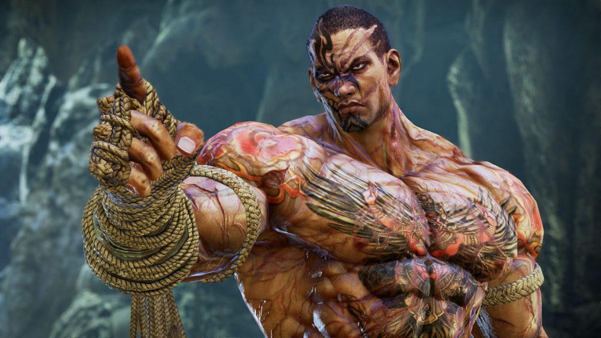 Muay Thai Master Fahkumram Joins Tekken 7 S Roster Next Week