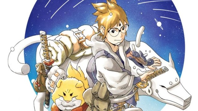 samurai 8 volume 1 review
