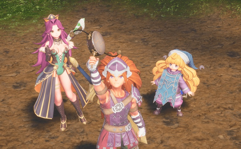Trials of Mana File Size Switch