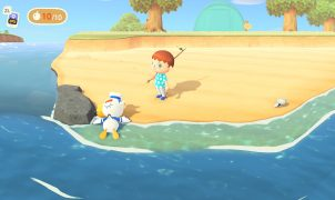 How to find Gulliver's Communicator Parts in Animal Crossing New Horizons