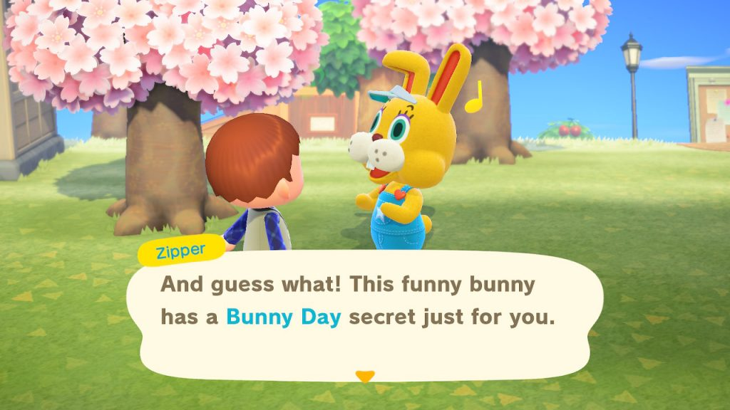 bunny day guide