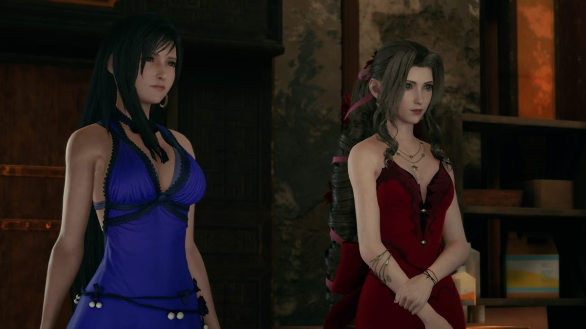How To Obtain Every Dress In Final Fantasy Vii Remake