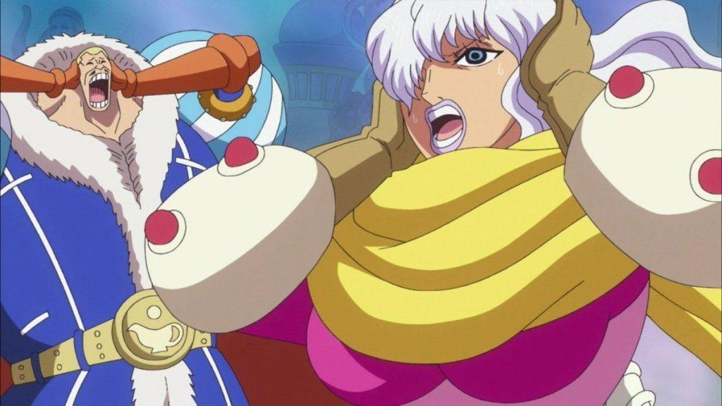 Charlotte Smoothie, One Piece: Pirate Warriors 4