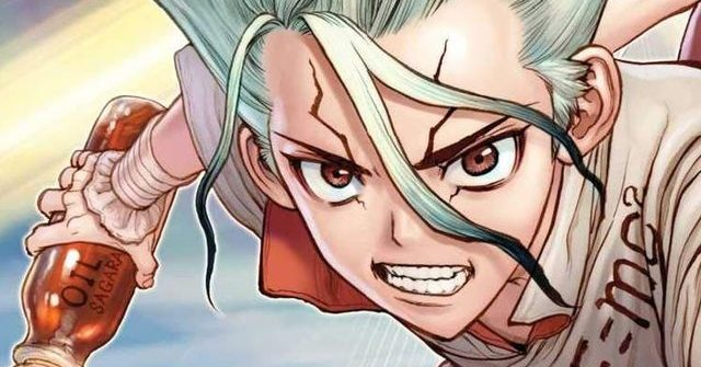 dr. stone volume 10 review