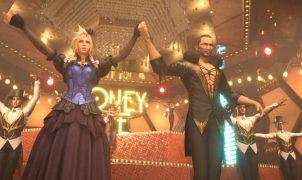 Cloud and Andrea Rhodea show pride in Final Fantasy VII Remake