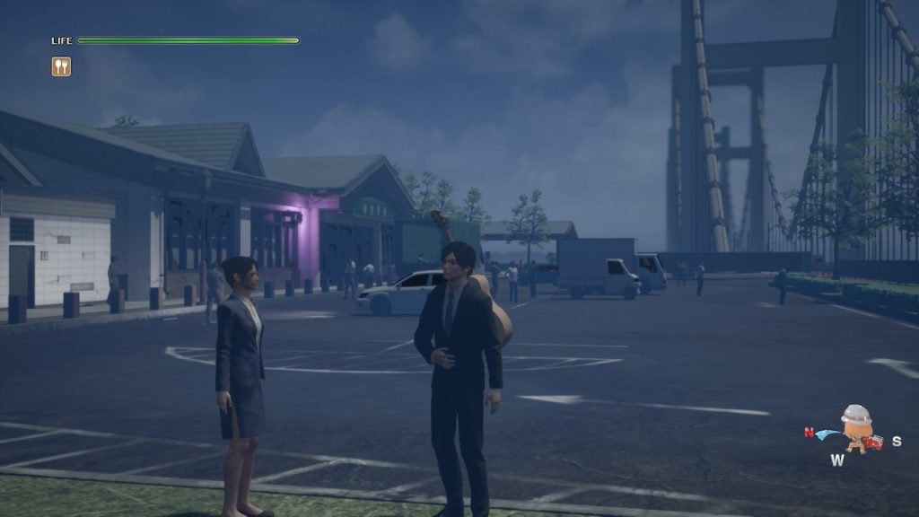 Disaster Report 4 Guide, Rest Area