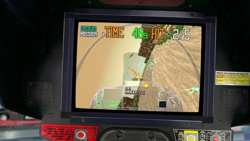 SEGA AGES G-LOC: Air Battle