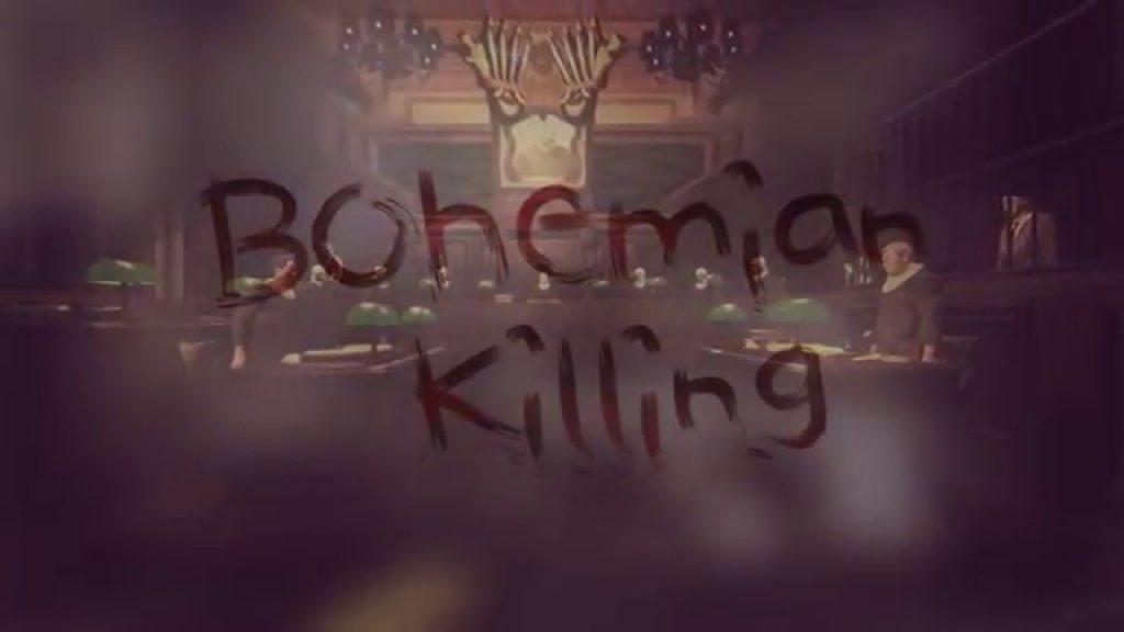Bohemian Killing Banner