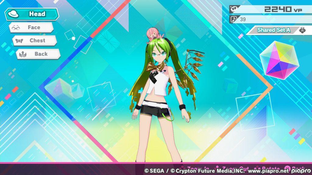 Hatsune Miku: Project DIVA Mega Mix 4