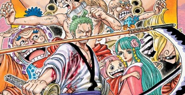 one piece volume 93 review