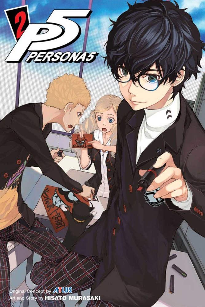 persona 5 volume 2 review