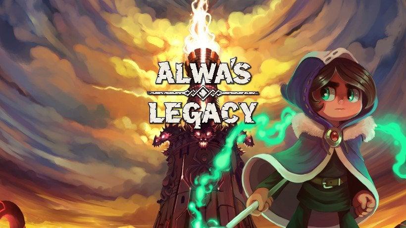 Alwa's Legacy Banner