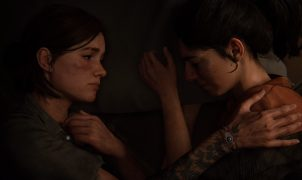 Ellie and Dina are the main love interest in Last of Us Part II