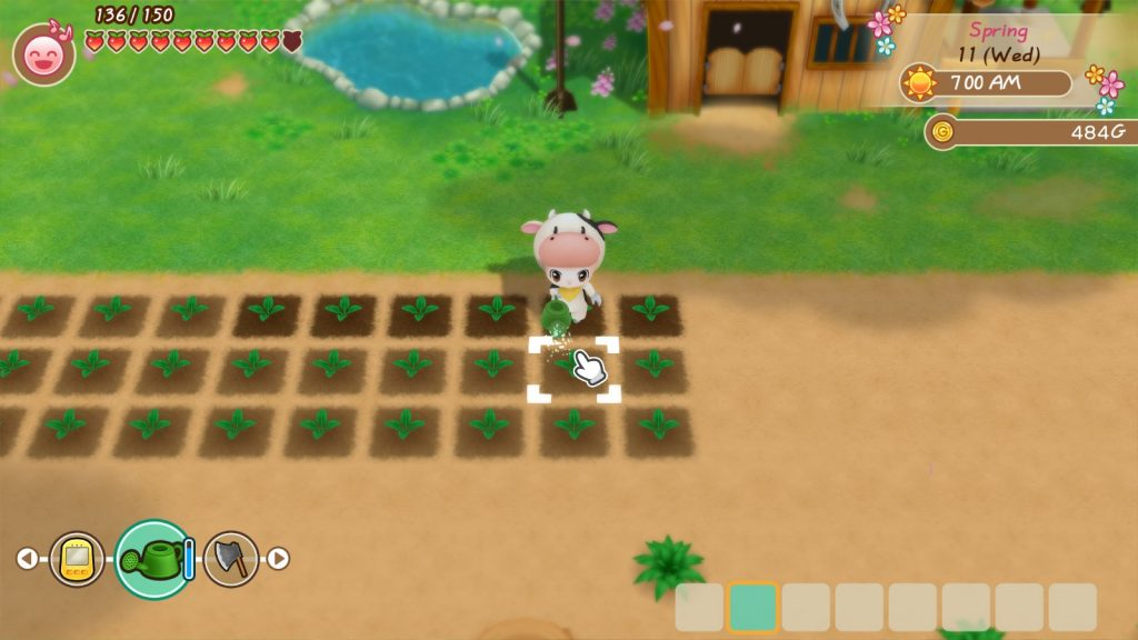 Story of Seasons: Friends of Mineral Town Preview Banner