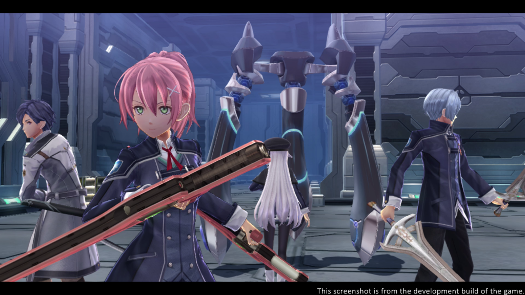 The Legend of Heroes: Trails of Cold Steel III 2