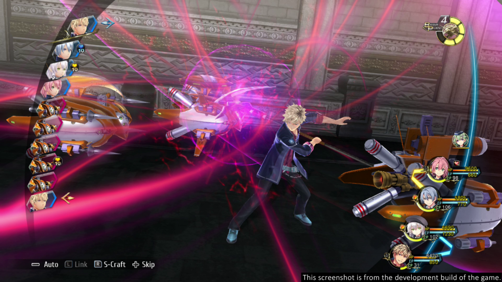 The Legend of Heroes: Trails of Cold Steel III 5