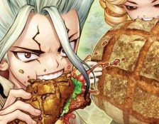 dr. stone volume 11 review