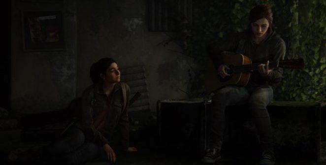 Ellie Serenade's Dina in The Last of Us Part II