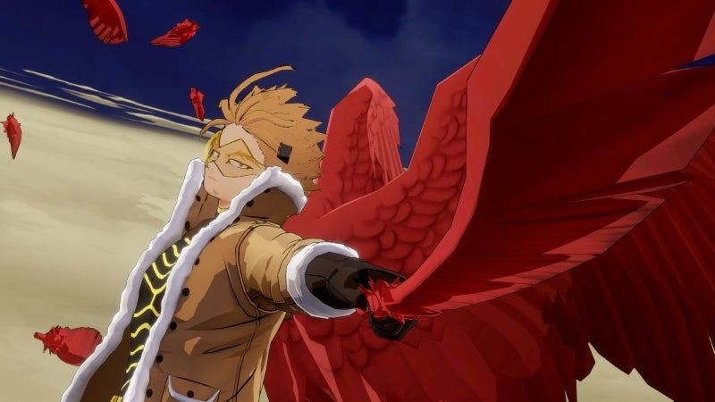 My Hero One's Justice 2, Hawks