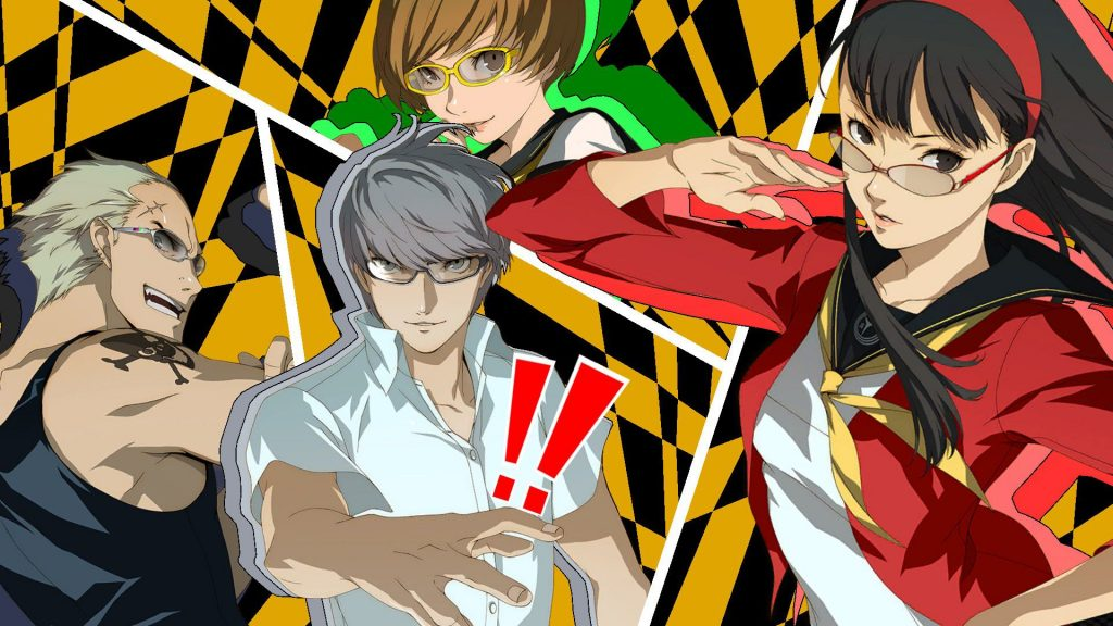 Persona 4 Golden Review Steam