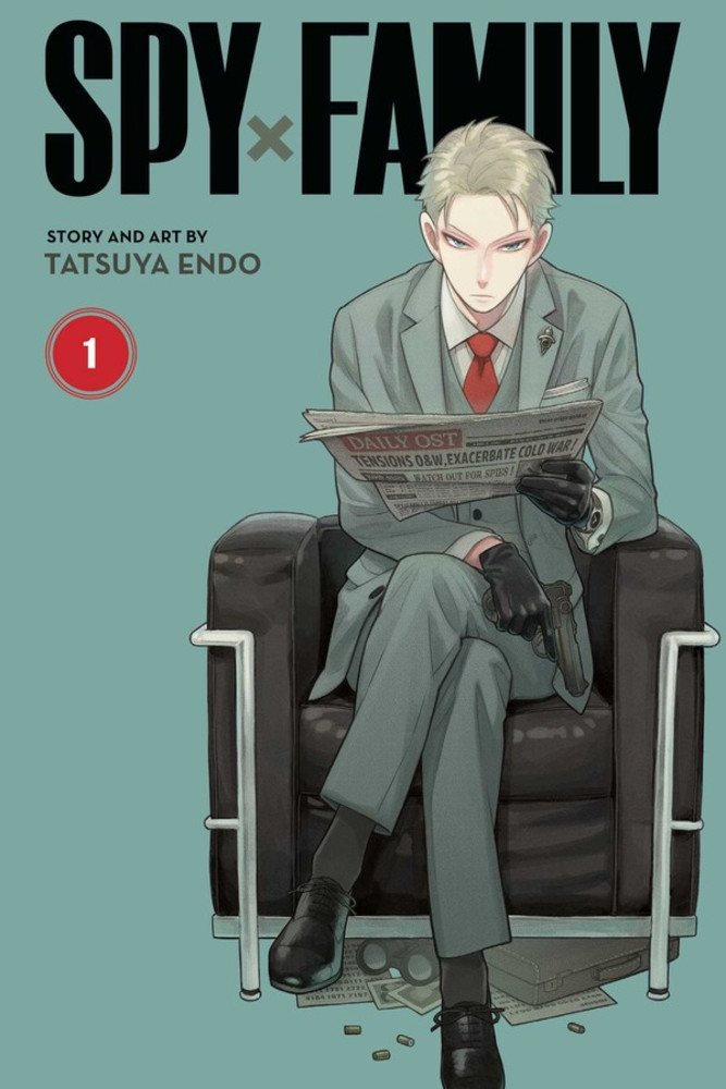 spy x family volume one review