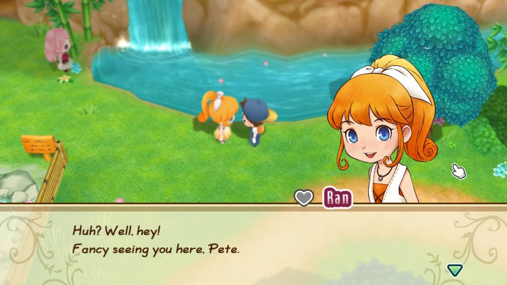 Story of Seasons: Friends of Mineral Town 4