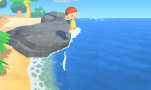 animal crossing swimming guide