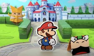 paper mario: the origami king interview