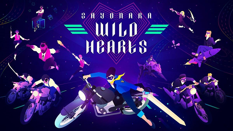sayonara wild hearts gold rank