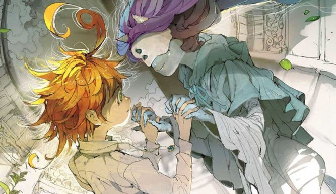 the promised neverland volume 15 review