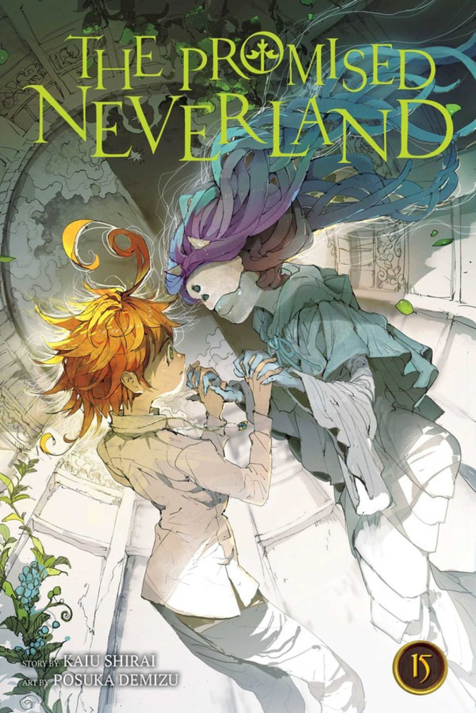 the promised neverland volume 15