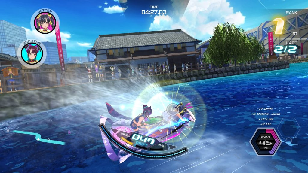 Kandagawa Jet Girls 3