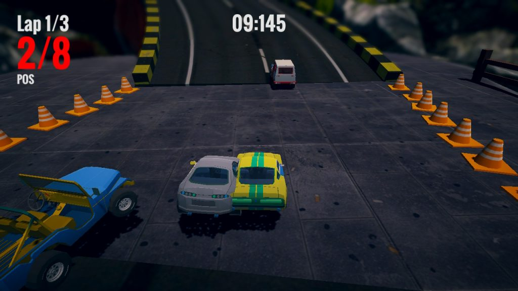 Tiny Racer 2