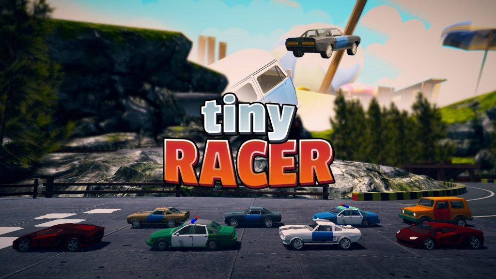 Tiny Racer Banner