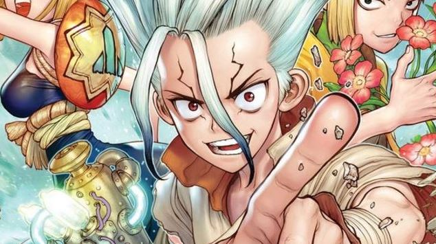 dr. stone volume 12 review