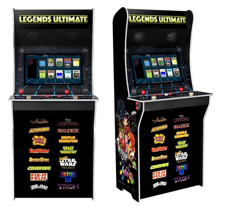 Legends Ultimate Home Arcade