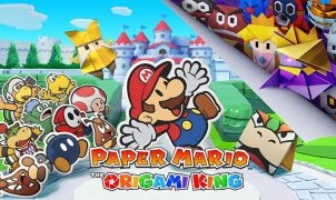 paper mario: the origami king review