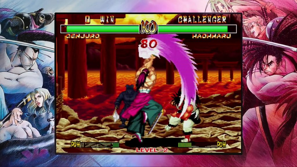 Samurai Shodown NeoGeo Collection review