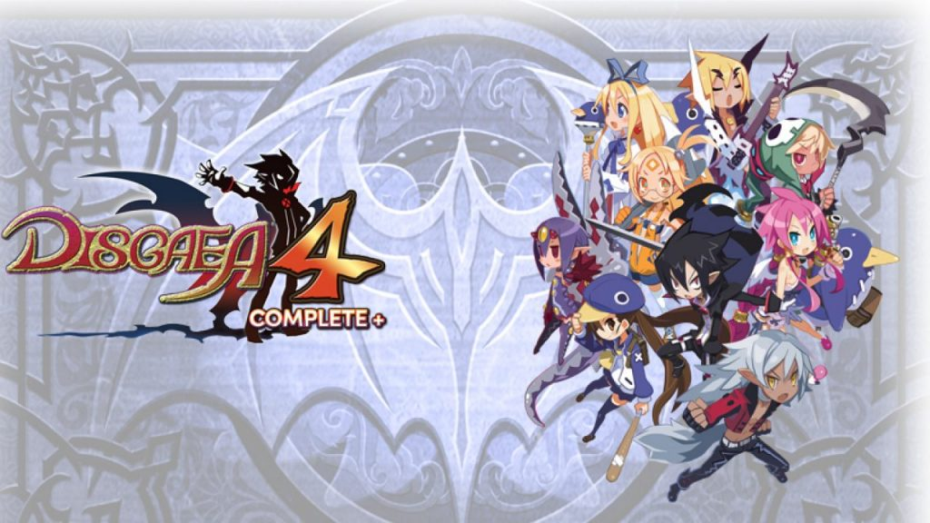 Disgaea 4 Complete+ Banner