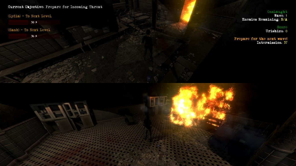 Outbreak: The New Nightmare co-op gameplay