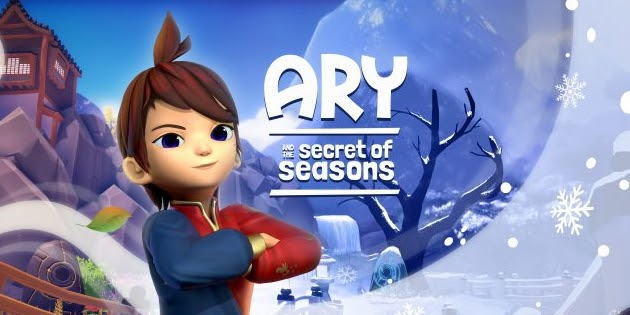 Ary and the Secret of Seasons banner PS4