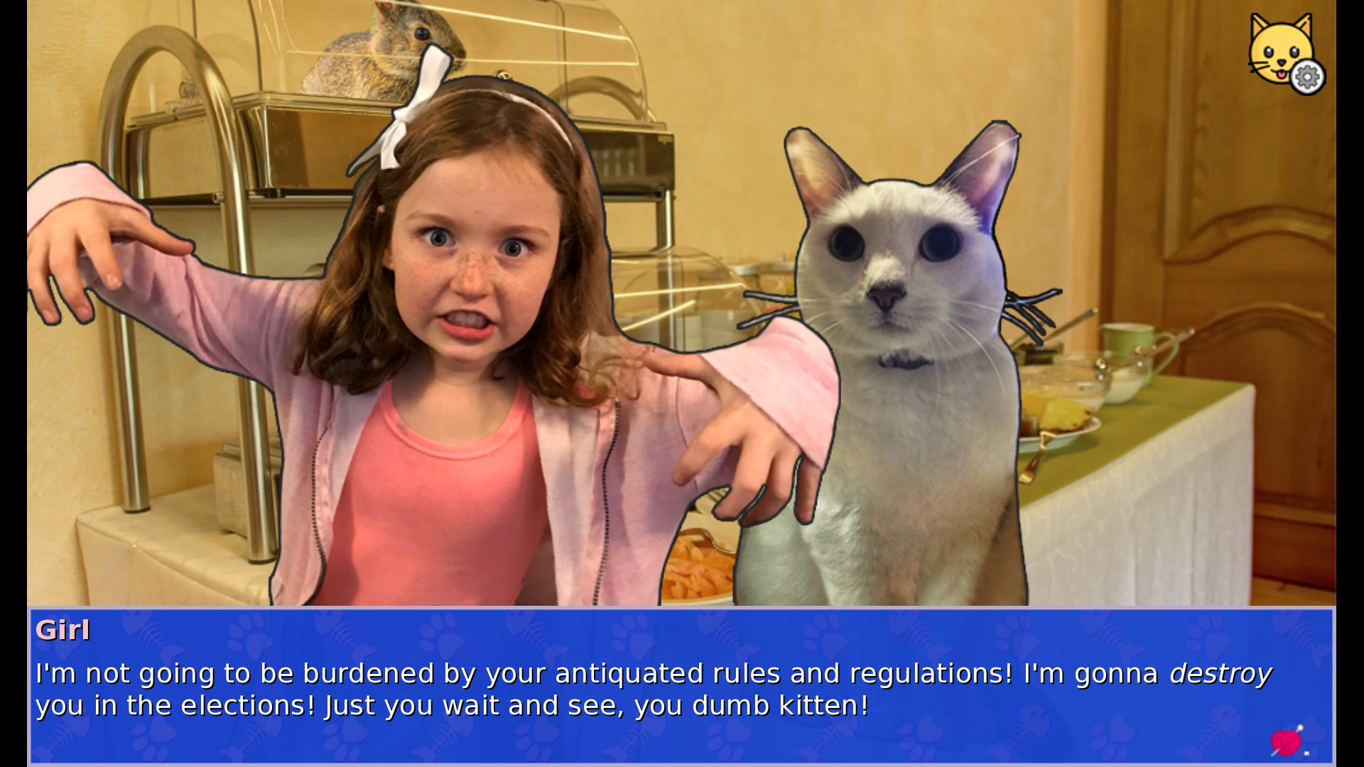 Cat President 2 Purrlitical Revolution Review Pc Hey Poor Player