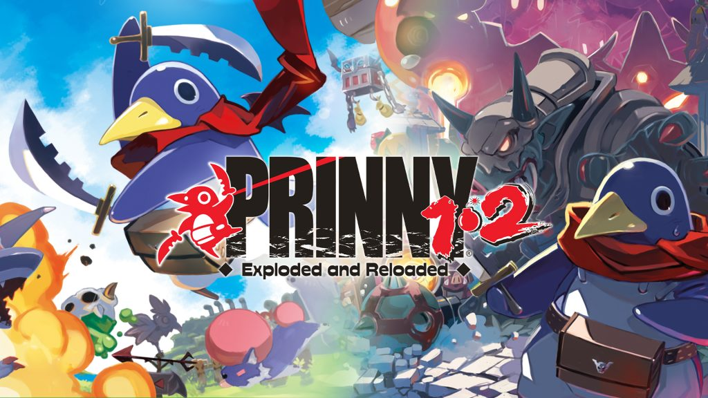 Prinny 1•2: Exploded and Reloaded Banner