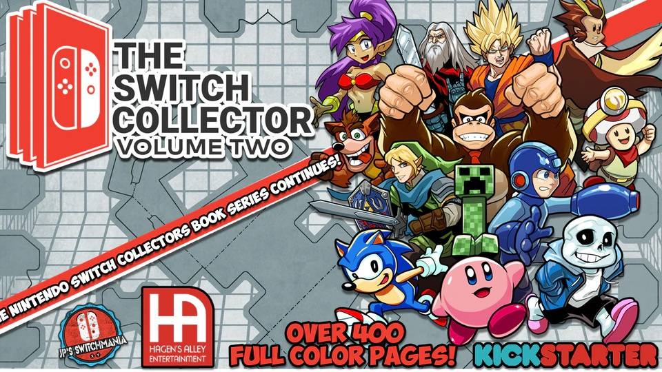 The Switch Collector: Volume 2